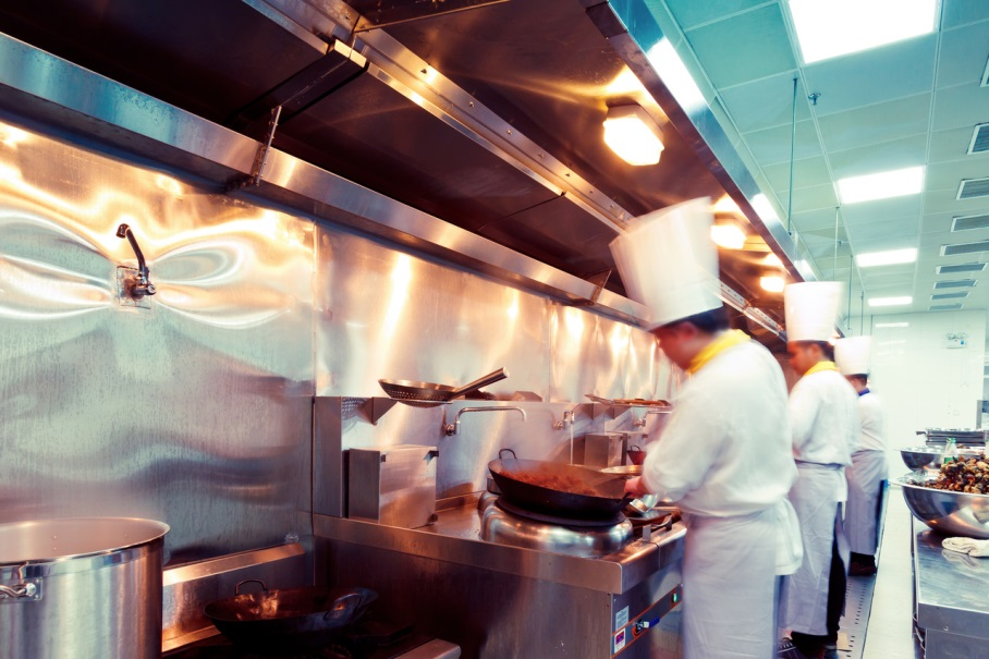 Commercial Kitchen Cleaning Services in Orlando, FL