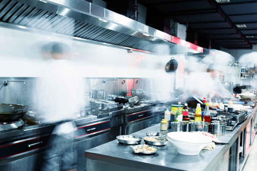 Commercial Kitchen Cleaning in Brevard County, FL